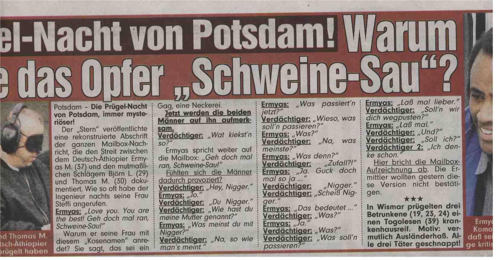 Potsdam frauen kennenlernen
